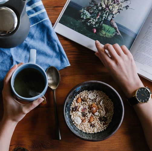 The Morning Routine that Keeps Me Calm & Centered throughout the Day