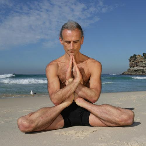 Yoga Synergy with Simon Borg Olivier